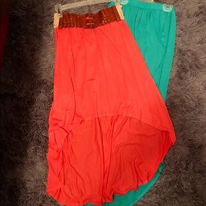 High Low Skirt Bundle